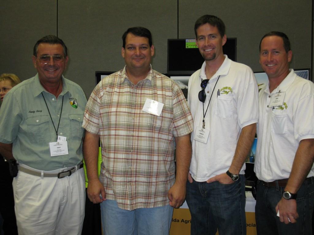Randy Berry, Jeff Summersill, Franklin Howe, Mark Howe